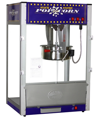 Image de Machine à popcorn commercial 20oz de table